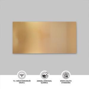 12x16 Plaket Metali