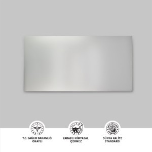 Beyaz Metal Plaka